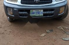 Very Clean Nigerian used Toyota RAV4 2002 Automatic Silver