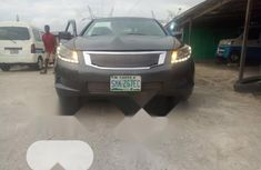 Nigeria Used Honda Accord 2008 Grey