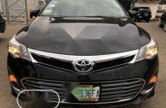 Nigerian Used Toyota Avalon 2015 Black