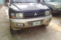 Nigeria Used Mitsubishi Montero 2002 LWB Black