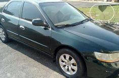 Tokunbo Honda Accord 2000 Model Green