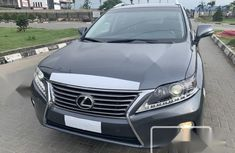 Foreign Used Lexus RX 2013 Gray