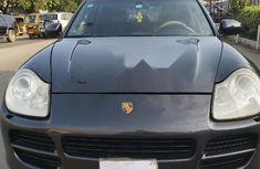 Foreign Used Porsche Cayenne 2006 S Black