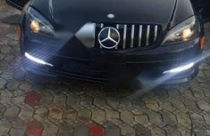 Tokunbo Mercedes-Benz C300 2008 Model Black