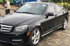 Tokunbo Mercedes-Benz C300 2011 Black