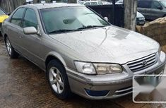 Very Clean Nigerian used Toyota Camry 2002 Gray