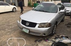 Very Clean Nigerian used Nissan Sentra 2005 1.8 S Silver