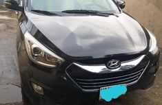 Nigeria Used Hyundai ix35 2014 Model Black