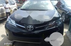 Foreign Used Toyota RAV4 2015 Black