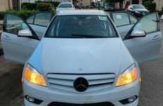 Very Sharp Tokunbo Mercedes-Benz C300 2008 White