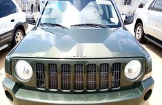Foreign Used Jeep Patriot 2009 2.0 Green