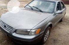 Nigeria Used Toyota Camry 1999 Grey