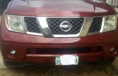 Nigerian Used Nissan Pathfinder 2006 LE 4x2 Beige
