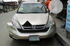 Nigeria Used Honda CR-V 2010 Model