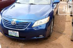 Very Clean Nigerian used Toyota Camry 2008 Blue