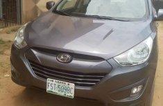 Nigeria Used Hyundai ix35 2013 Gray