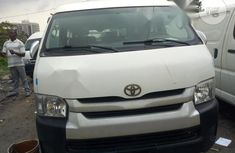 Foreign Used Toyota Hiace 2012 White