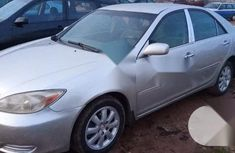 Very Clean Nigerian used Toyota Camry 2004 Silver