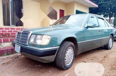 Nigeria Used Mercedes-Benz 230E 1990 Green