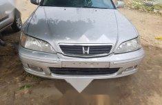 Tokunbo Honda Accord EX 2002 Silver