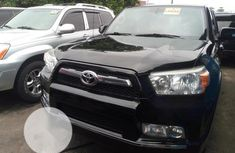 Foreign Used Toyota 4-Runner 2011 Limited 4WD Black