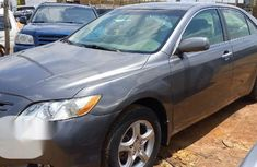 Very Clean Nigerian used Toyota Camry 2008 Gray