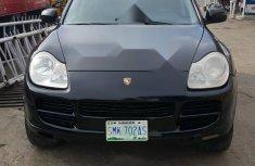 Nigeria Used Porsche Cayenne 2006 Model Black