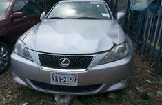 Very Clean Foreign used Lexus IS 2007 Silver