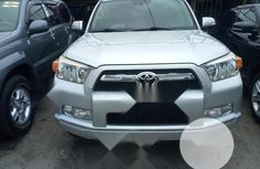 Tokunbo Toyota 4-Runner 2011 Limited 4WD Silver