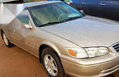 Very Clean Nigerian used Toyota Camry 2002 Gold