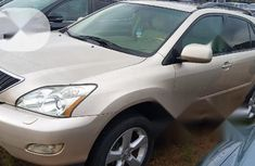 Very Clean Nigerian used Lexus RX 2006 330 Gold