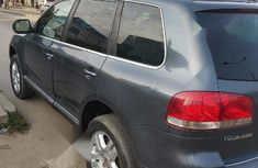 Nigeria Used Volkswagen Touareg 2005 Model