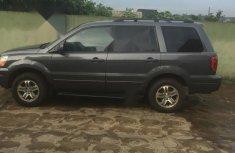 Nigeria Used Honda Accord 2005 Model Automatic Gray