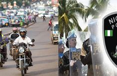 Akwa Ibom Police ban commercial bikers in Eket to reduce crimes (from 6 p.m to 6 a.m)