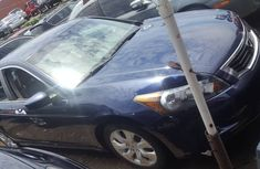 2009 Honda Accord Foreign Used Blue for sale