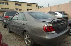 Nigeria Used Toyota Camry 2005 Model Grey for Sale