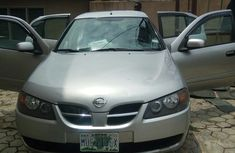 Very Clean Nigerian used Nissan almera 2003