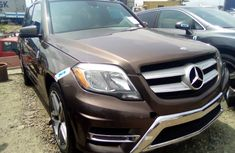Foreign Used 2015 Mercedes Benz GLK350