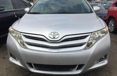 Toyota Venza 2011 Foreign Used Silver SUV