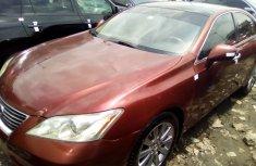 Used Lexus ES 350 2008 Foreign Used Sedan
