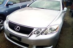 Foreign Used Lexus GS 350 2008 Model Silver