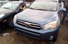Toyota Rav4 2008 Model Foreign Used Blue for Sale
