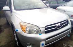2008 Toyota RAV4 Foreign Used Silver for Sale