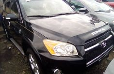 Toyota Rav4 2010 Model Foreign Used Black for Sale