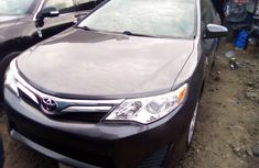 Foreign Used Toyota Camry 2014 Model Black for Sale