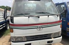 Foreign Used Toyota Dyna 1992 Model White for Sale