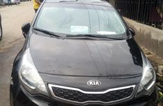 Well Maintained Nigerian used Kia Rio 2013