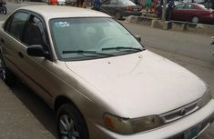 Toyota Corolla for Sale in Lagos Nigeria Used 1996 Model