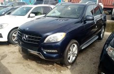 Mercedes Benz ML350 2014 Foreign Used SUV for Sale