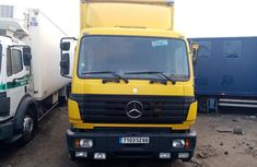 Foreign used Mercedes Benz 1827 Truck for Sale in Lagos